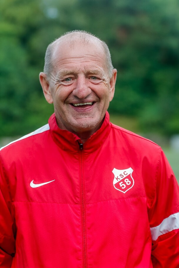05.08.2016 Dortmund Kirchhoerde - Trainer Lothar Huber - 1 te Seniorenmannschaft Kirchhoerder SC 58 Spieljahr 2016/2017 Kobbendelle - Copyright Stephan Schuetze